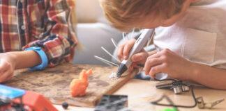 Jaki długopis 3D kupić dziecku?