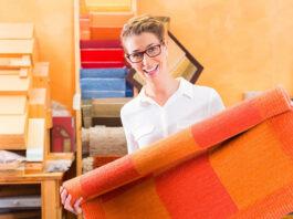 Eleganckie chodniki dywanowe